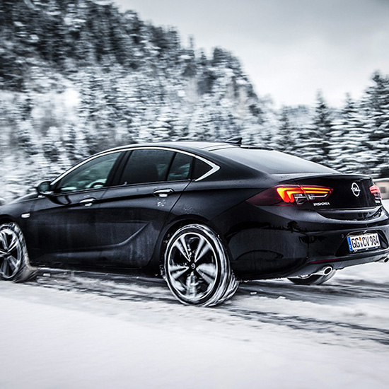 GKN's Twinster provides intelligent all-wheel drive torque vectoring for new Opel Insignia