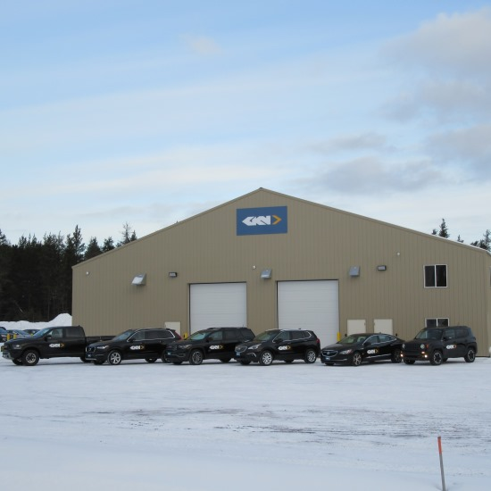 GKN Driveline opens US winter testing facility