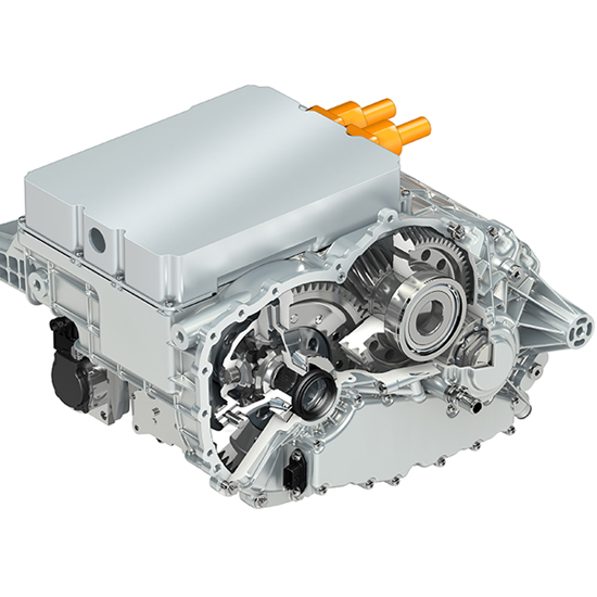 GKN Driveline reveals fully integrated eDrive system in Shanghai
