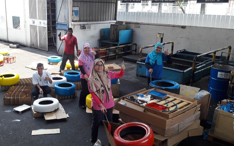 GKN Automotive Malaysia supports local community centre