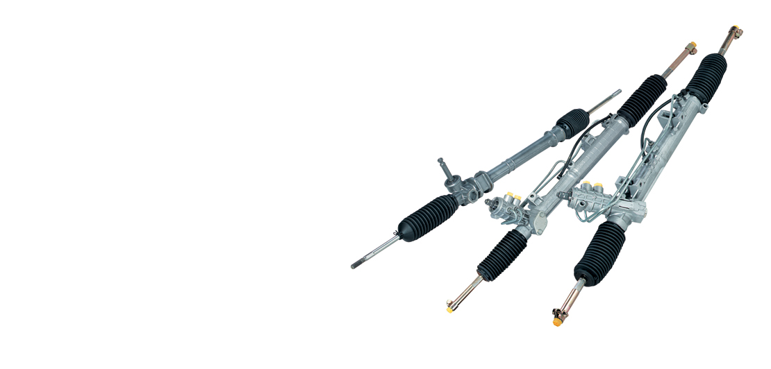 Hydraulic steering gear