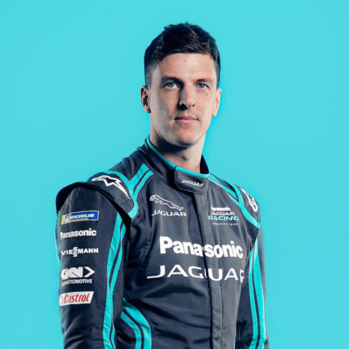 James Calado completes Panasonic Jaguar Racing driver line-up