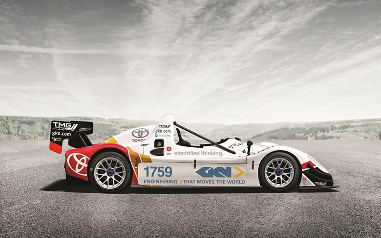 Early electric motorsport success: The TMG EV P002: a record breaker at Pikes Peak and the Nürburgring
