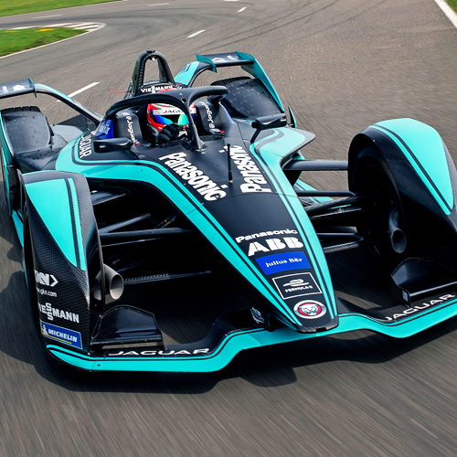 New Season, New Car: Panasonic Jaguar Racing Electrifies Formula E Like Never Before