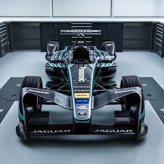 GKN announces multi-year partnership with Panasonic Jaguar Racing