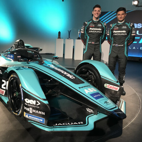 GKN Automotive continues partnership with  Panasonic Jaguar Racing