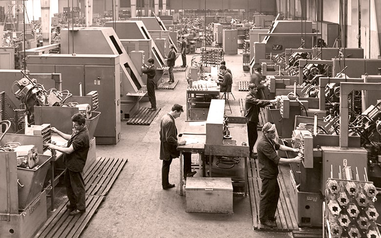 Our Heritage Gkn Automotive