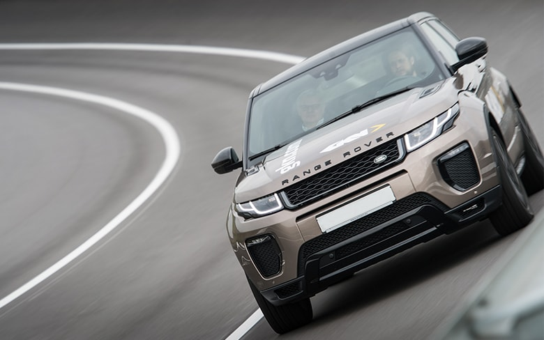 Land Rover Partners With GKN Automotive on Intelligent AWD System