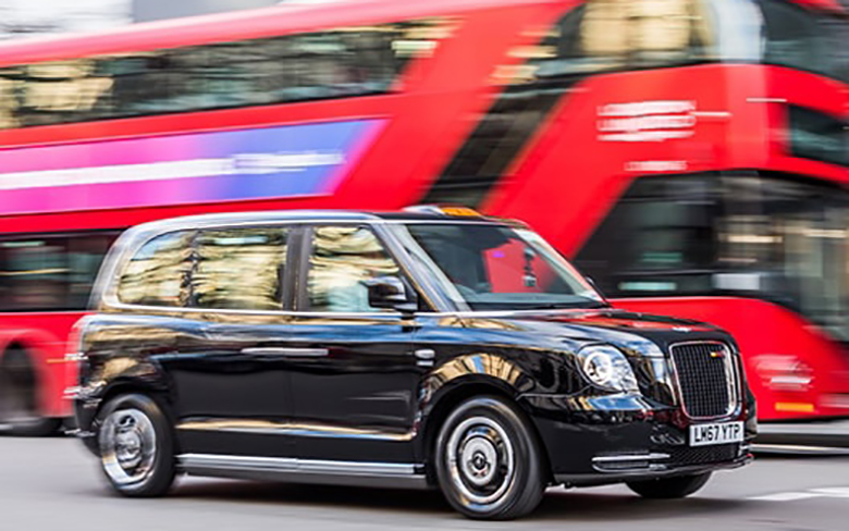 GKN eAxle powers world's most advanced electric London taxi