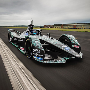 GKN Automotive renew multi-year partnership with Jaguar Racing