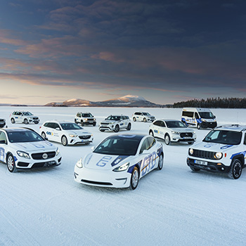 GKN Automotive winter testing its latest modular eDrive technology as sales on track to grow 141% in 2020