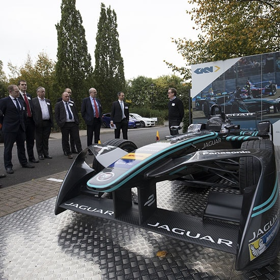 New GKN UK Innovation Centre to fast-track next-generation electric vehicle technologies