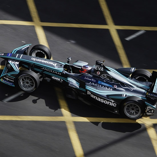 GKN steps onto the Formula E grid at Hong Kong season opener