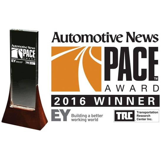 GKN Driveline honoured with two Automotive News PACE awards